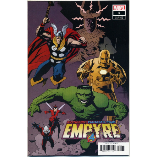 EMPYRE 1 (OF 6) MIGNOLA HIDDEN GEM VAR 1: 100 (VO)