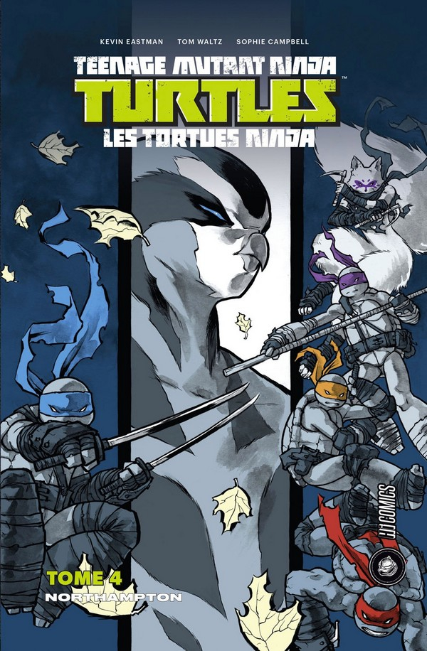 Teenage Mutant Ninja Turtles Tome 4 - Northampton (VF)