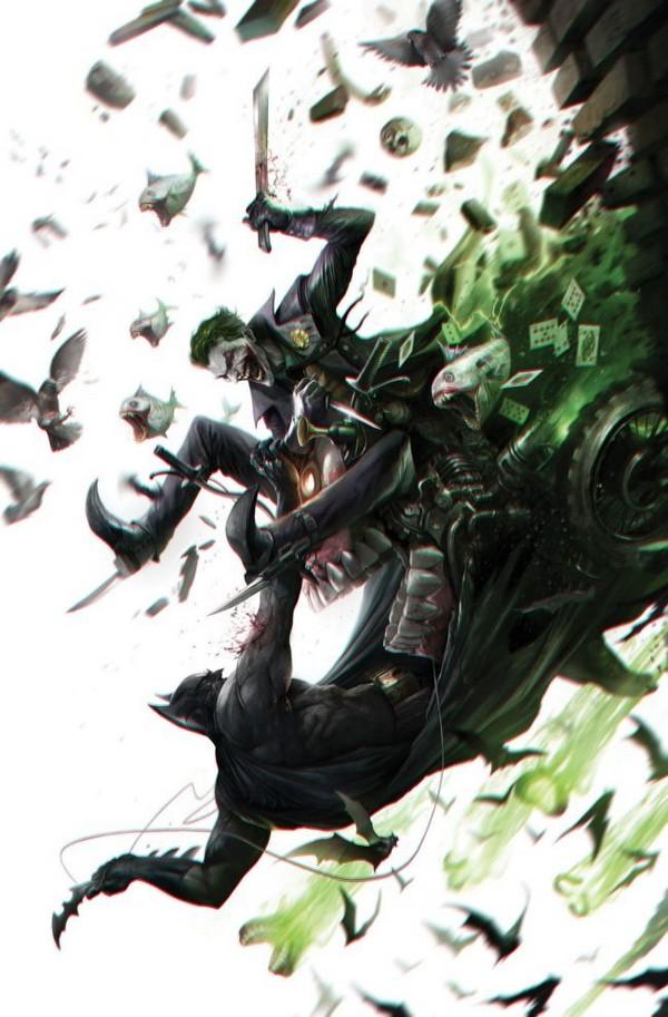 BATMAN 100 (VO)