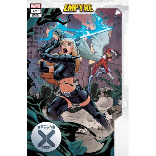 EMPYRE X-MEN 1 (OF 4) RIBIC VAR (VO)