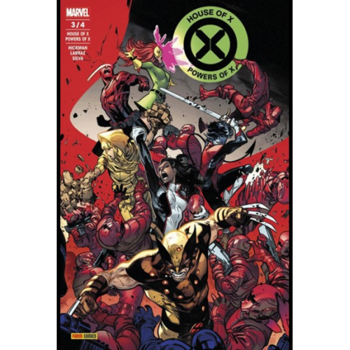 HOUSE OF X / POWERS OF X 3 (VF)