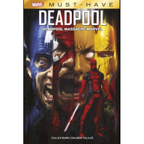 MUST HAVE : DEADPOOL MASSACRE MARVEL (VF)