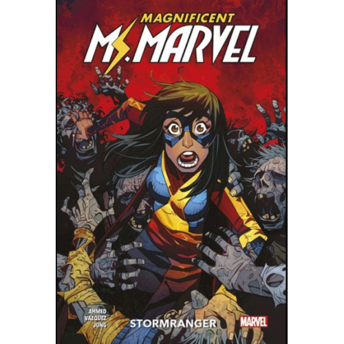 THE MAGNIFICIENT MISS MARVEL TOME 2 (VF)