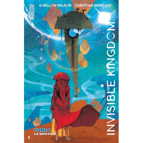 Invisible Kingdom Tome 1 (VF)
