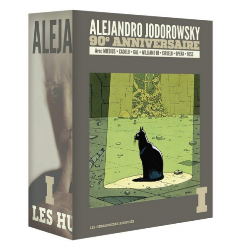 Jodorowsky 90 ans - Coffret VOLUME 1 (VF)