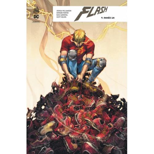 Flash Rebirth Tome 9 (VF)