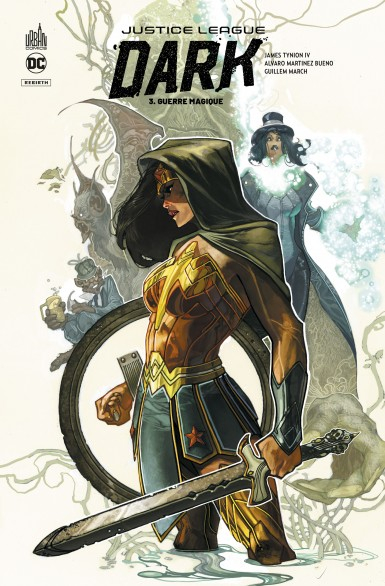 Justice League Dark Rebirth Tome 3 (VF)