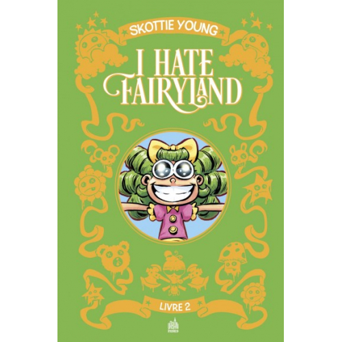 I hate fairyland Intégrale Tome 2 (VF)