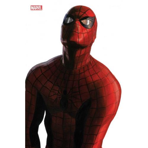 AMAZING SPIDER-MAN 50 ALEX ROSS SPIDER-MAN TIMELESS VAR (VO)