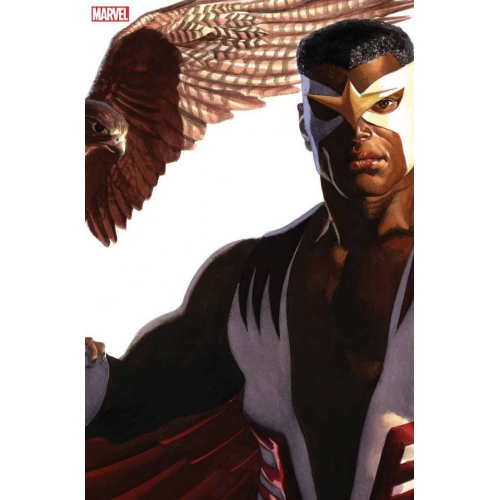 CAPTAIN AMERICA 24 ALEX ROSS FALCON TIMELESS VAR (VO)