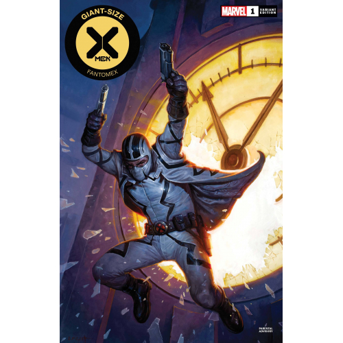 GIANT SIZE X-MEN FANTOMEX 1 (VO)