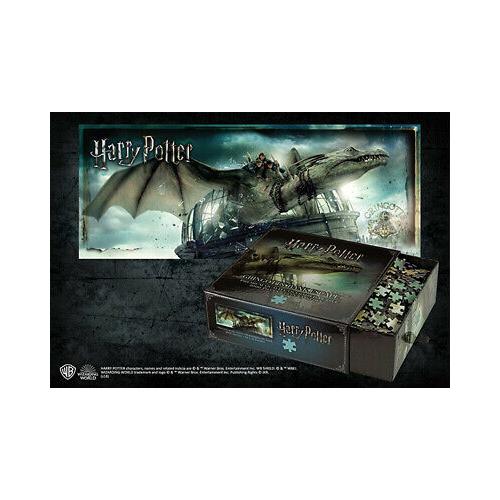 Harry Potter L'évasion de la banque Gringotts - puzzle 1000 pièces