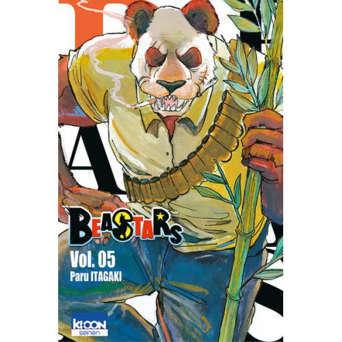 Beastars Tome 5 (VF)