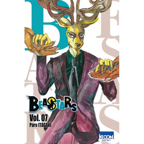 Beastars Tome 7 (VF)