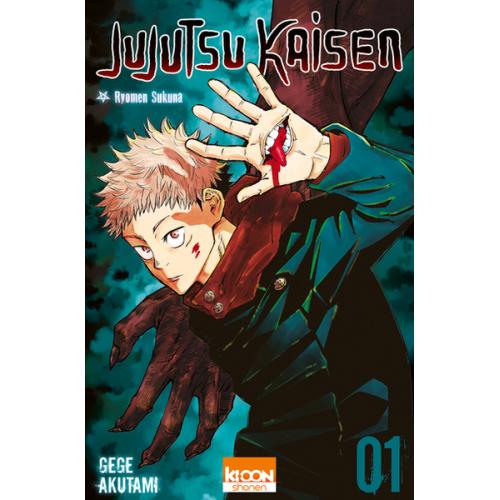 Jujutsu Kaisen Tome 1 (VF)