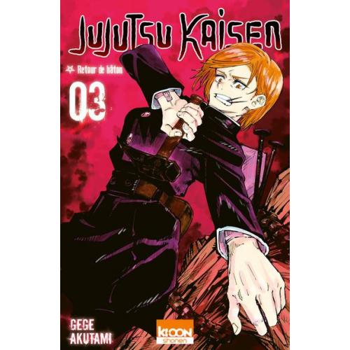 Jujutsu Kaisen Tome 3 (VF)