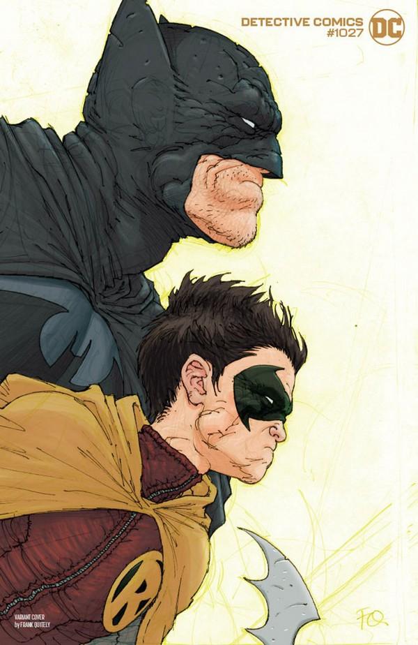 Detective Comics 1027 Batman And Superman Variant Cover (VO)