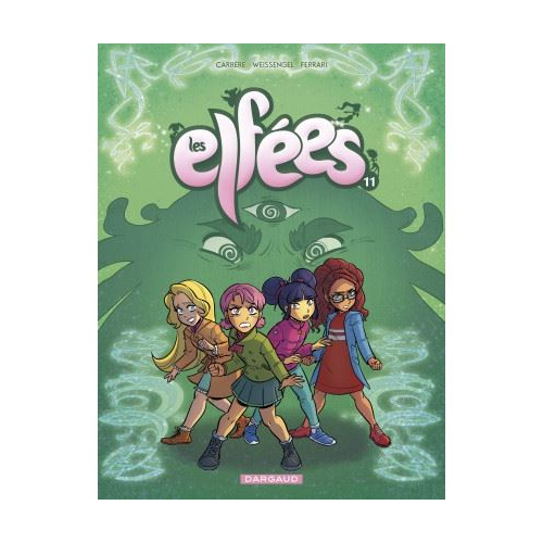 Les elfées - Tome 11 (Vf)