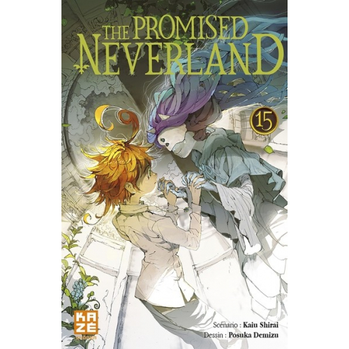 The promised Neverland Tome 15 (VF)