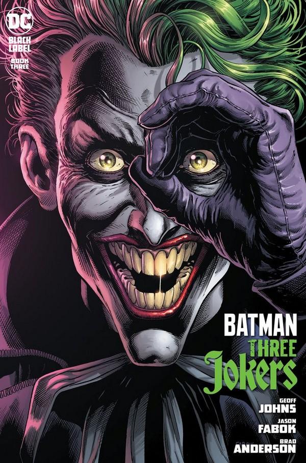 Batman: Three Jokers 3 (VO)