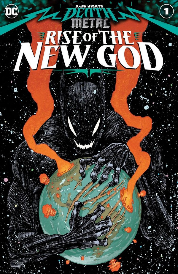 DARK NIGHTS: DEATH METAL RISE OF THE NEW GOD 1 (VO)