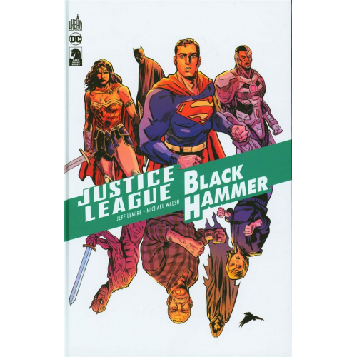 Justice League/Black Hammer (VF)