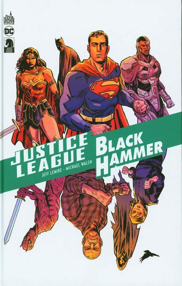 Justice League/Black Hammer (VF)