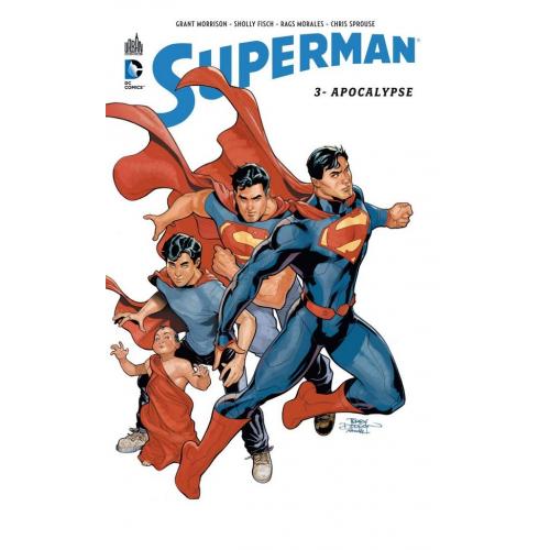 Superman Tome 3 : Apocalypse (VF)