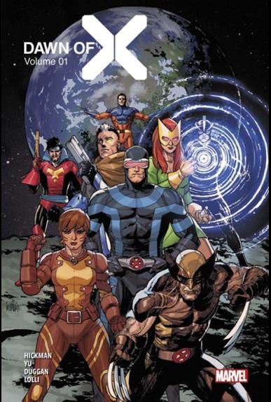 X-MEN : DAWN OF X 1 Édition Collector (VF)