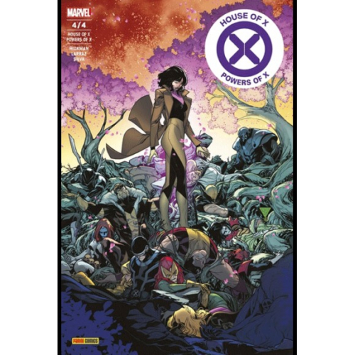 HOUSE OF X / POWERS OF X 4 (VF)