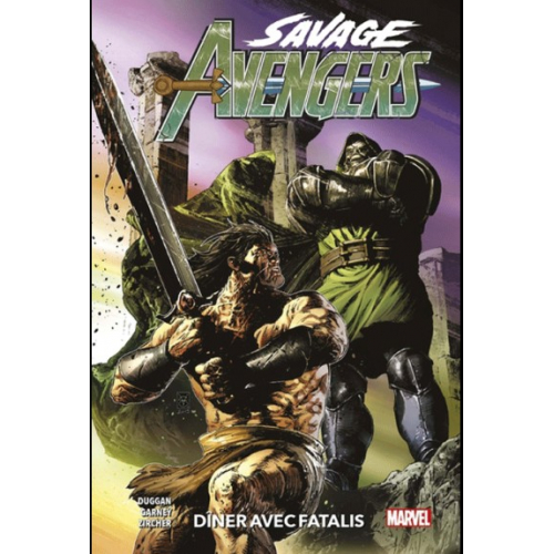 SAVAGE AVENGERS TOME 2 (VF)
