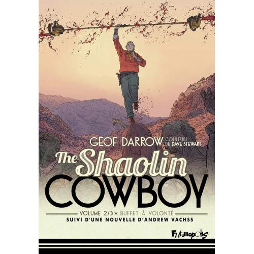 The Shaolin cowboy Tome 2 : Buffet à volonté (VF)