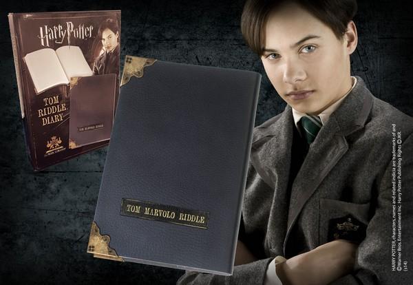 Journal de Tom Jedusor - Harry Potter