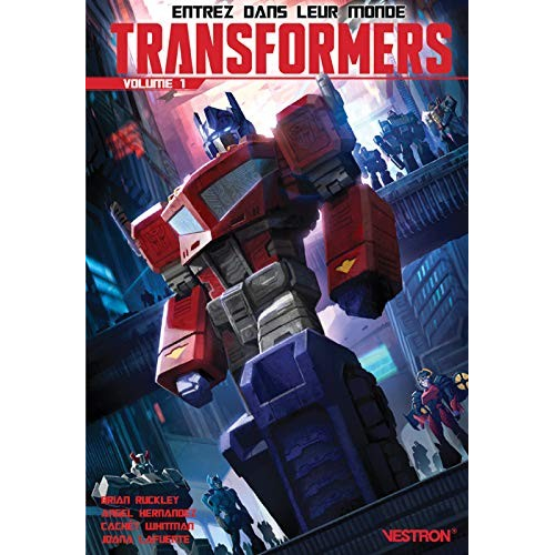TRANSFORMERS Tome 1 (VF)