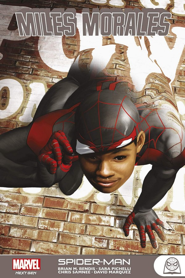 MARVEL YOUNG ADULT SPIDER-MAN : MILES MORALES (VF)
