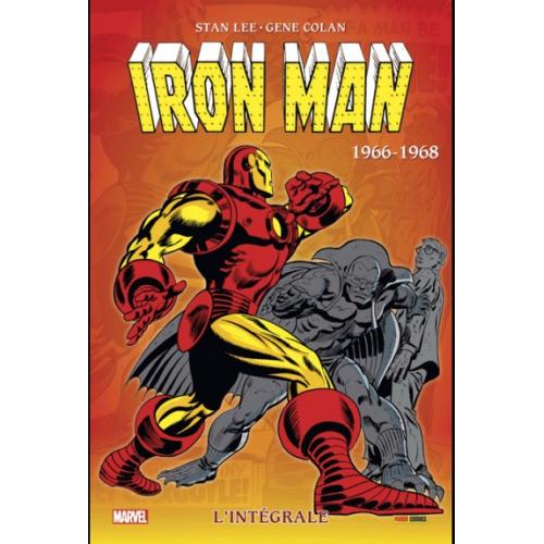 IRON MAN : L'INTÉGRALE 1966-1968 (NOUVELLE ÉDITION) (VF)