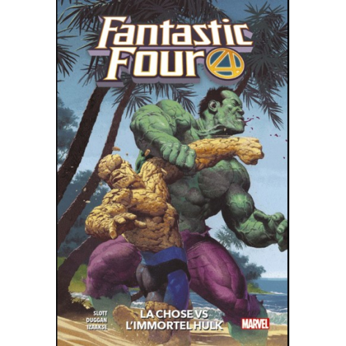 FANTASTIC FOUR TOME 4 (VF)