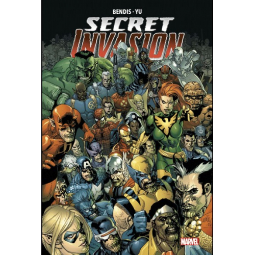 SECRET INVASION (NOUVELLE EDITION) (VF)