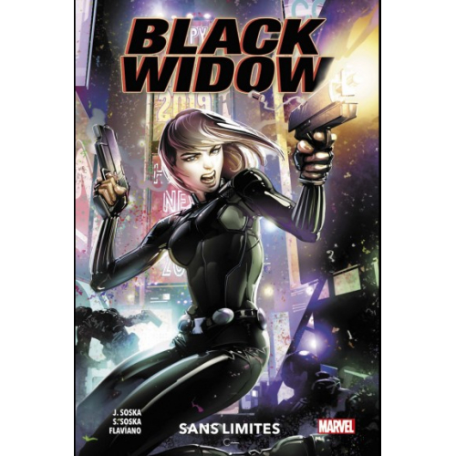BLACK WIDOW : SANS LIMITES (VF)