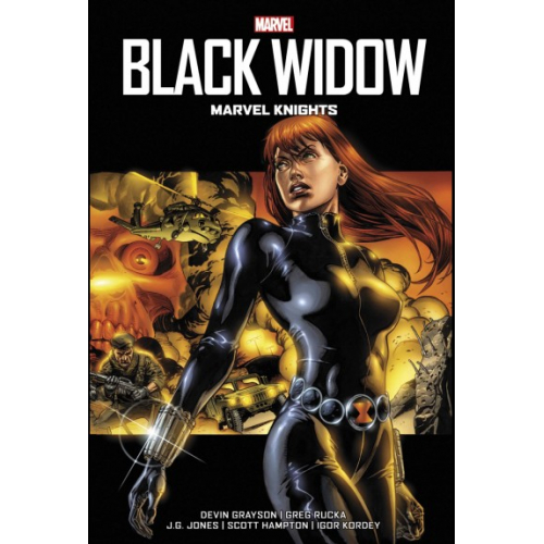 BLACK WIDOW : MARVEL KNIGHTS (VF)