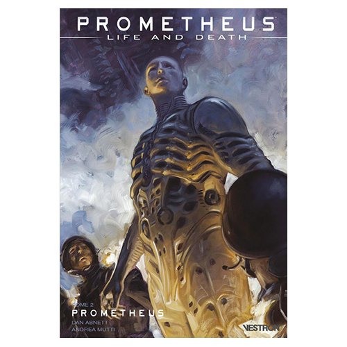 Prometheus : Life and Death : Tome 2 (VF)