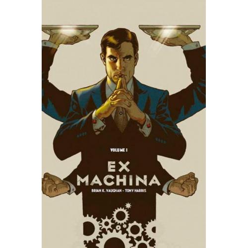 Ex Machina Tome 1 (VF)