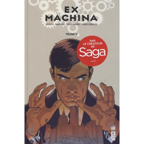 Ex Machina Tome 2 (VF)