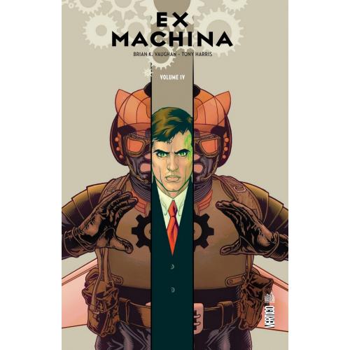 Ex Machina Tome 4 (VF)