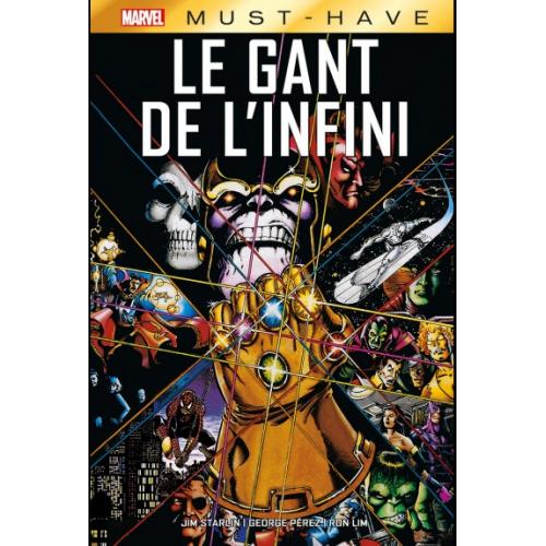 LE GANT DE L'INFINI (VF)