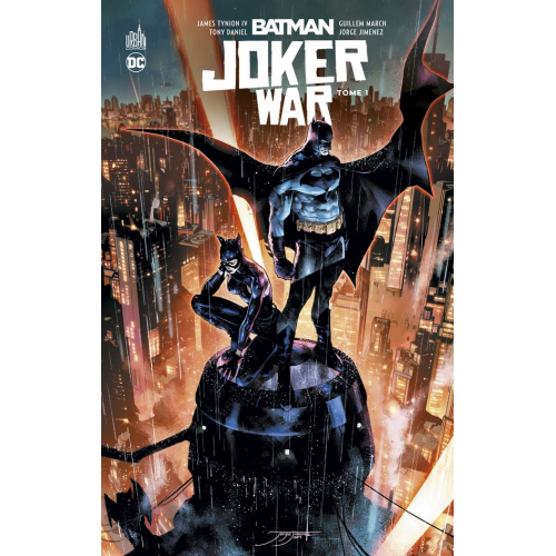 Batman Joker War Tome 1 (VF)