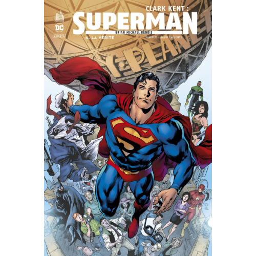 Clark Kent : Superman Tome 4 (VF)