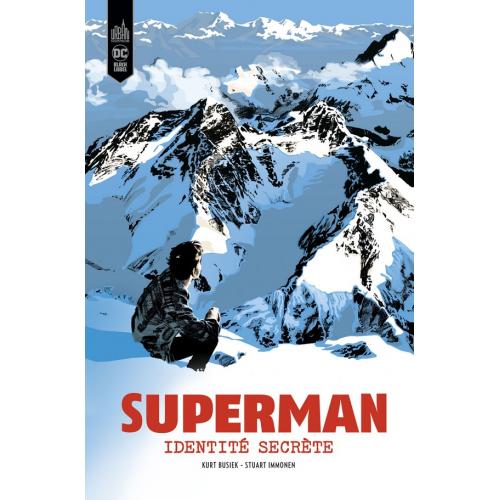 Superman Identité Secrète Édition Black Label (VF)