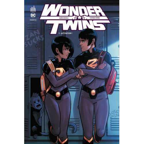 Wonder Twins Tome 1 (VF)