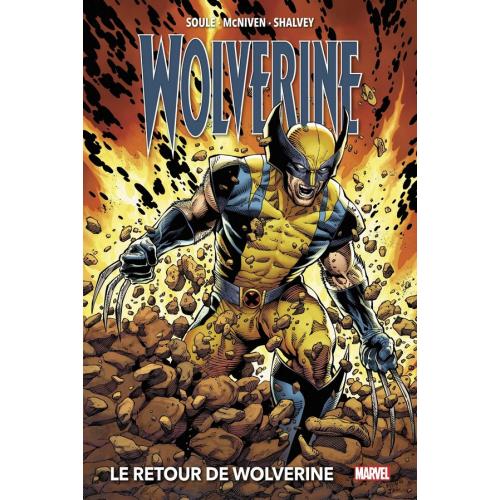 LE RETOUR DE WOLVERINE (VF)